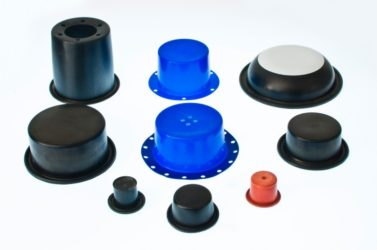 Rolling-diaphragms